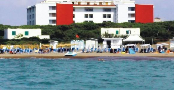 Hotel Giulivo Baia Domizia