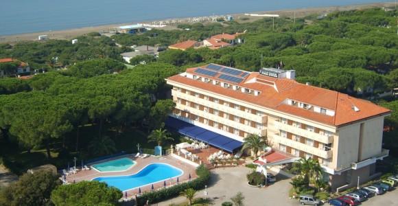 Park Hotel Cristina 3 stelle Baia Domizia