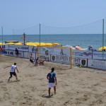 Super Eight Beach Soccer a Baia Domizia - @ Officina Italiana