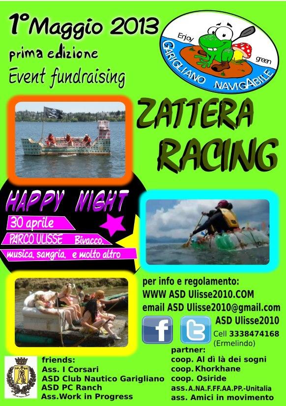 Zattera Racing 2013