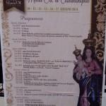 Cellole: festeggiamenti in onore di Maria SS. di Costantinopoli